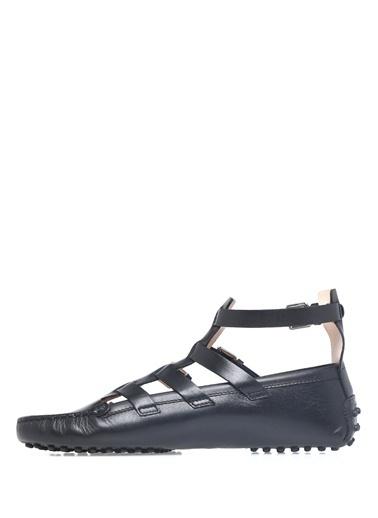 Tod's Sandalet Siyah